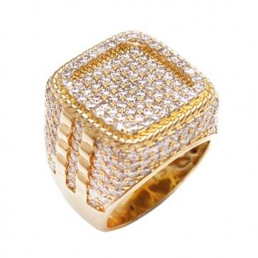Diamond Designer Fashion Ring