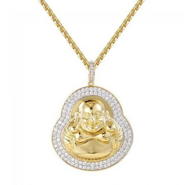 Buddha pendant 2 gold buddha pendant 2 mozeypictures Images