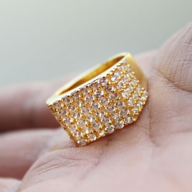 Diamond Gold Fashion Ring Diamond Rings Rings