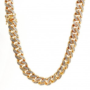 Miami Cuban Link Chain 11mm