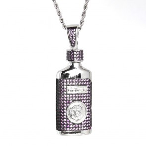 Hi-Tech Diamond Pendant