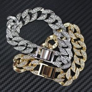 Miami Cuban Fashion Bracelet 15mm
