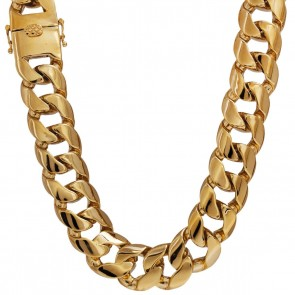 Miami Cuban Link Chain 18mm